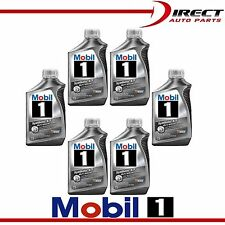 ATF 11298 MOBIL 1 Fully Synthetic Transmission Oil 6 Quarts in Case New Stock!!
