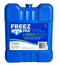 New listing Lifoam 1034845 Freez Pak Large Reusable Ice Pack