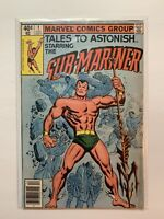 Marvel Comics Tales To Astonish Vol 2 #1 Sub Mariner Namor Readers Copy