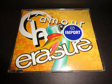 OH L'AMOUR by ERASURE-Rare Collectible Single CD-with Love Me All Night Long