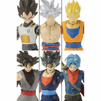 Dragon Ball Stars Series Figure Wave 7 & 8 BAF BROLY - GOKU VEGETA GOHAN TRUNKS