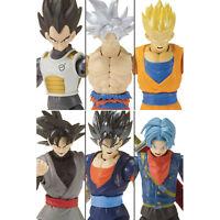 Dragon Ball Stars Series Figure Wave 7 & 8 BAF BROLY - GOKU VEGETA GOHAN TRUNKS