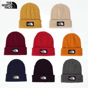 The North Face Mens/Womens Unisex Ski Beanie Knitted Hat Skull Cap Gloves UK