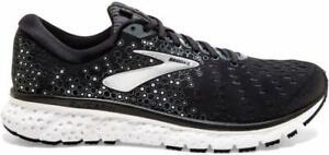 Brooks Glycerin 17 Running Shoes Mens Neutral Trainers Black UK 10 EUR 45