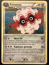 Carte Pokemon FORETRESS 3/90 Holo HGSS INDOMPTABLE FR NEUF