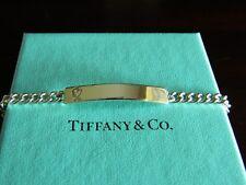 36f9e81a1b0f3 Tiffany & Co. ID/Identification Fine Bracelets for sale | eBay