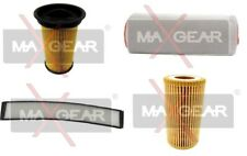 MAXGEAR 4-tlg. Inspektionspaket AK362+OE649/2+PE970+K1136 BMW 3 E46 320D 136KM