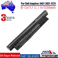 Battery for Dell Inspiron 14 -3421 14R-5421 15- 3521 15R- 5521 MR90Y XCMRD