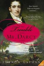 The Trouble with Mr. Darcy (The Darcy Saga), Acceptable, Lathan, Sharon, Book