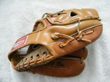 All Pro Pw-77-100 K Pee Wee Youth Baseball Glove leather & great