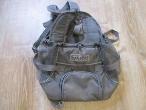 Outward HoundPooch Front pack Carrier Backpack Small Dog raise the woof EUC