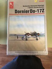 Hobby Craft HC1602 Dornier Do-17Z German Bomber 1:48 Model Airplane Kit