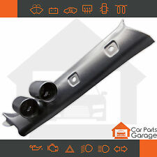SAAS Dual Gauge Pillar Pod To Suit Nissan Patrol GU-Y61 1997-2015 Paintable