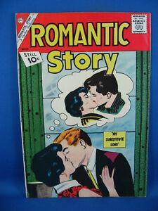 ROMANTIC STORY 59 F+ 1962