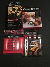 Charcoal Companion Lot Bundle Of Grill Accessories - New