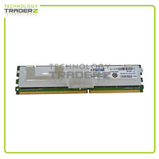 CT102472AF667-M36FC0D6 Crucial 8GB PC2-5300 DDR2 667MHz Memory Module * Pulled *