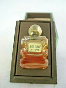 LUCIEN LELONG MON IMAGE MINIATURE PERFUME W/MIRRORED BOX