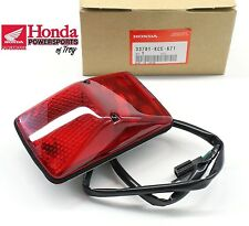 GENUINE HONDA 1996-2004 XR250R XR400R TAILLIGHT ASSEMBLY