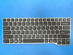 English Keyboard Red/Black for Fujitsu E733 E734 E743 E744 E736 E746 U745