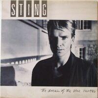 STING - The Dream Of The Blue Turtles ~ VINYL LP