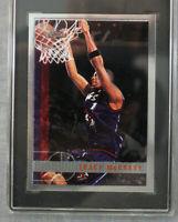 Tracy McGrady Toronto 1997 Topps Chrome Rookie Card #125  RC Graded SGC 96 Mint