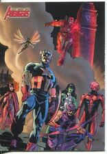 The Complete Avengers Earths Mightiest Heroes Chase Card MH15