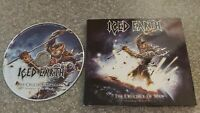 ICED EARTH THE CRUCIBLE OF MAN SOMETHING WICKED PART 2 2008 CD vg! THRASH METAL