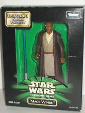 Kenner Collection Mace Windu Star Wars action figure toy Episode samuel jackson