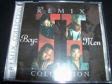 Boyz II 2 Men The Remix Collection (Australia) CD
