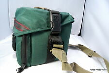 Used Tamrac Case - (A109 - Approx. Size: 10 x 7 x 8) camera green