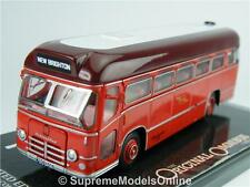 BRIGHTON BMMO C5 COACH MIDLAND RED BUS 1/76TH SIZE NOT IN SHOPS TYPE Y0675J^*^