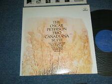OSCAR PETERSON TRIO Japan 1979 NM LP CANADIANA SUITE