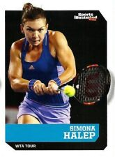 25) Simona Halep 2015 Sports Illustrated for Kids #426 Rookie Card NM-Mt SI