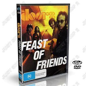 The Doors - Feast Of Friends DVD : Brand New