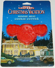 National Lampoon's Christmas Vacation Movie Moose Mug Cookie Cutter, NEW UNUSED