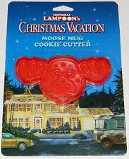 National Lampoon's Christmas Vacation Movie Moose Mug Cookie Cutter, NEW UNUSED