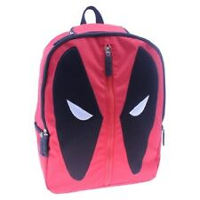 Deadpool Marvel Laptop Backpack For Adults and Kids
