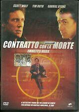 DVD Contratto con la morte