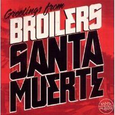 """BROILERS """"SANTA MUERTE"""" CD NEU"""