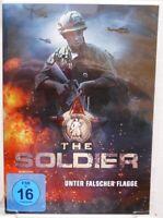DVD + The Soldier + Unter falscher Flagge + Spannender Kriegsfilm + Vietnamkrieg
