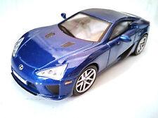LEXUS LFA  1:43 - DIECAST MODEL CAR COLLECTION - SPORT CARS IXO