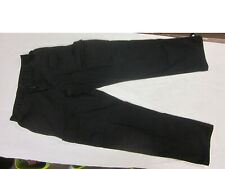 Propper Ripstop Tactical Cargo Pants Mens Size 32 x 34 Black