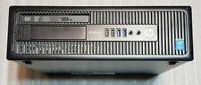 HP EliteDesk 800 G1 SFF/Intel Core i5 3.30GHz 16GB RAM/ 500 GB HDD/ Win 10 Pro