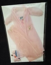 Vintage Barbie Nightie Negligee Set, with Felt Dog #965