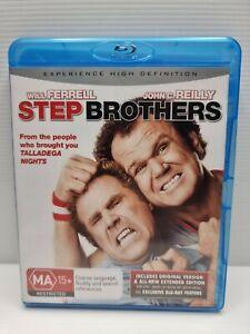 Step Brothers (Blu-ray, 2009)