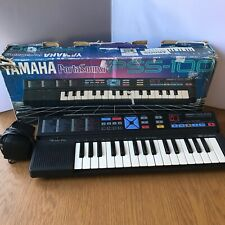 Yamaha PSS-100 PortaSound Digital Recording Keyboard Fully Working W/ Box & Plug