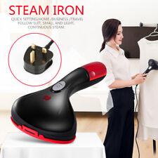 1500W Travel Handheld Clothes Steamer Garment Portable Fabric Steam Heat Iron H