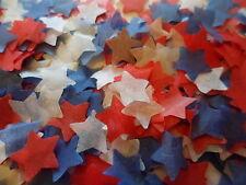 2000 American Flag/Tissue/Wedding/Party/Confetti/Stars/Bio/Decoration