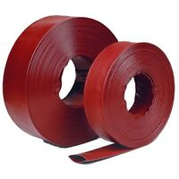 "2"" x 100' - High Pressure - Heavy Duty PVC Lay Flat Discharge Hose"