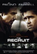 THE RECRUIT Movie POSTER 11x17 Al Pacino Colin Farrell Bridget Moynahan Gabriel